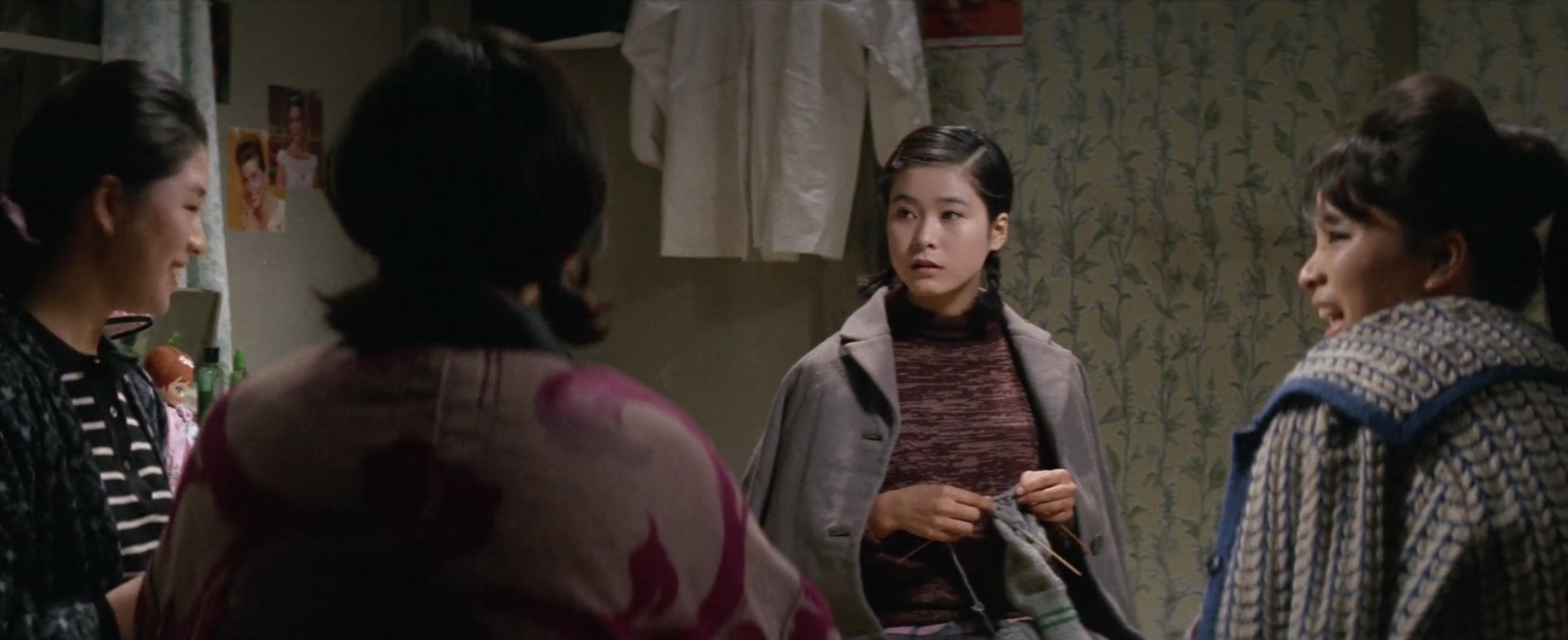 西尾三枝子(Mieko Nishio)「美しい十代」(1964)《前編》_e0042361_21082560.jpg