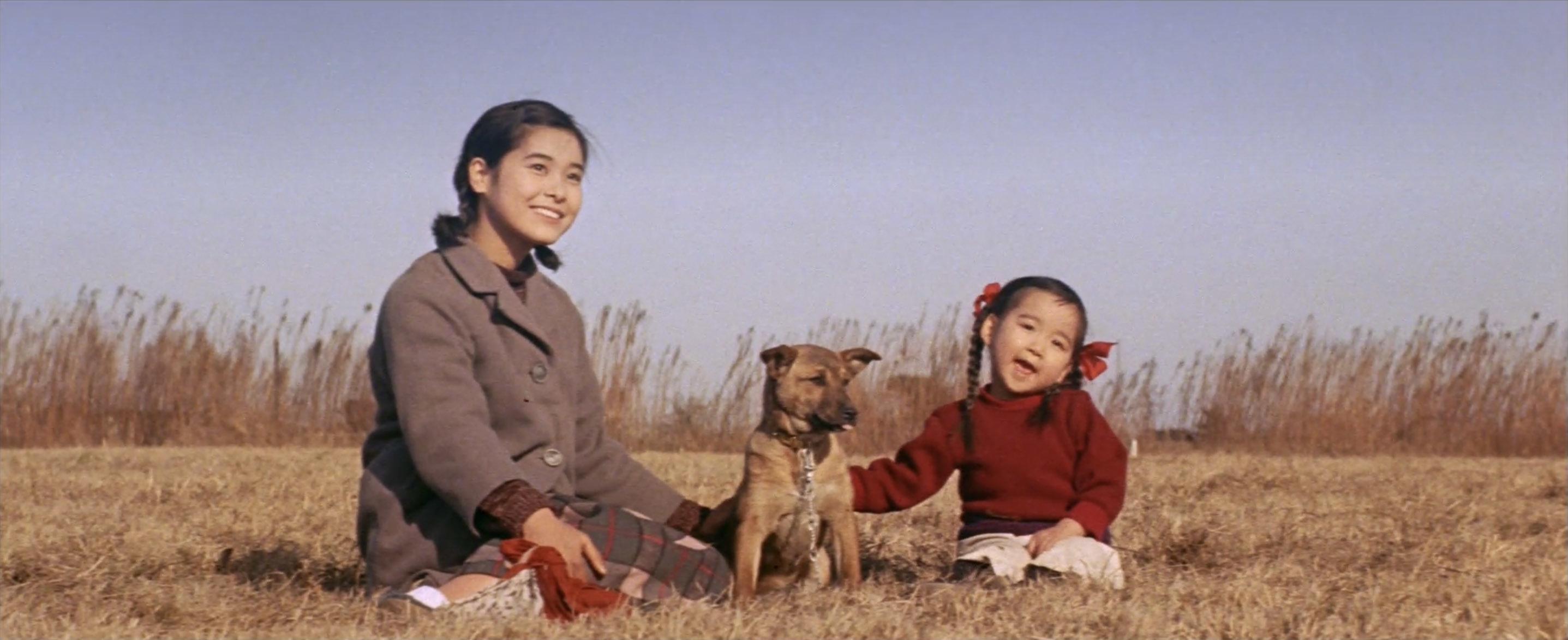 西尾三枝子(Mieko Nishio)「美しい十代」(1964)《前編》_e0042361_21083972.jpg
