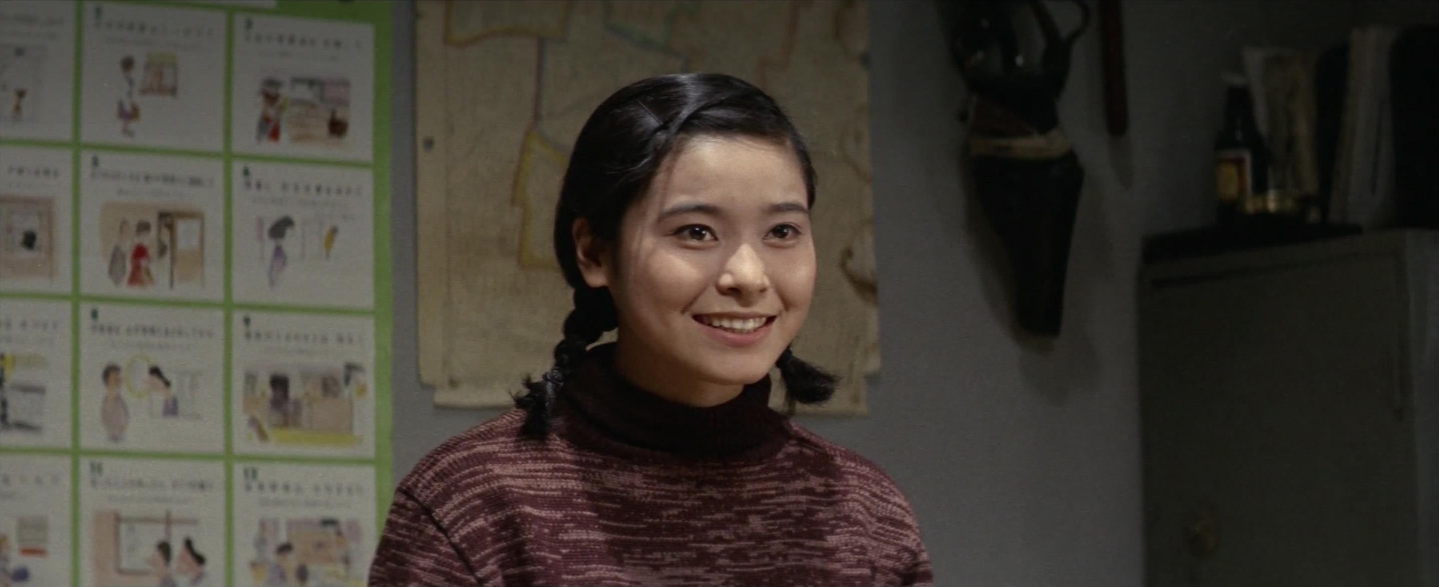 西尾三枝子(Mieko Nishio)「美しい十代」(1964)《前編》_e0042361_21084713.jpg