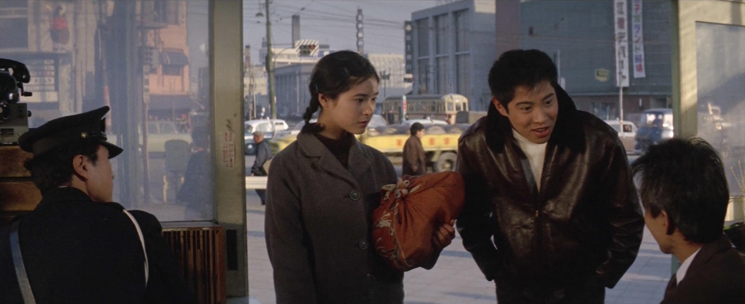西尾三枝子(Mieko Nishio)「美しい十代」(1964)《前編》_e0042361_21090498.jpg
