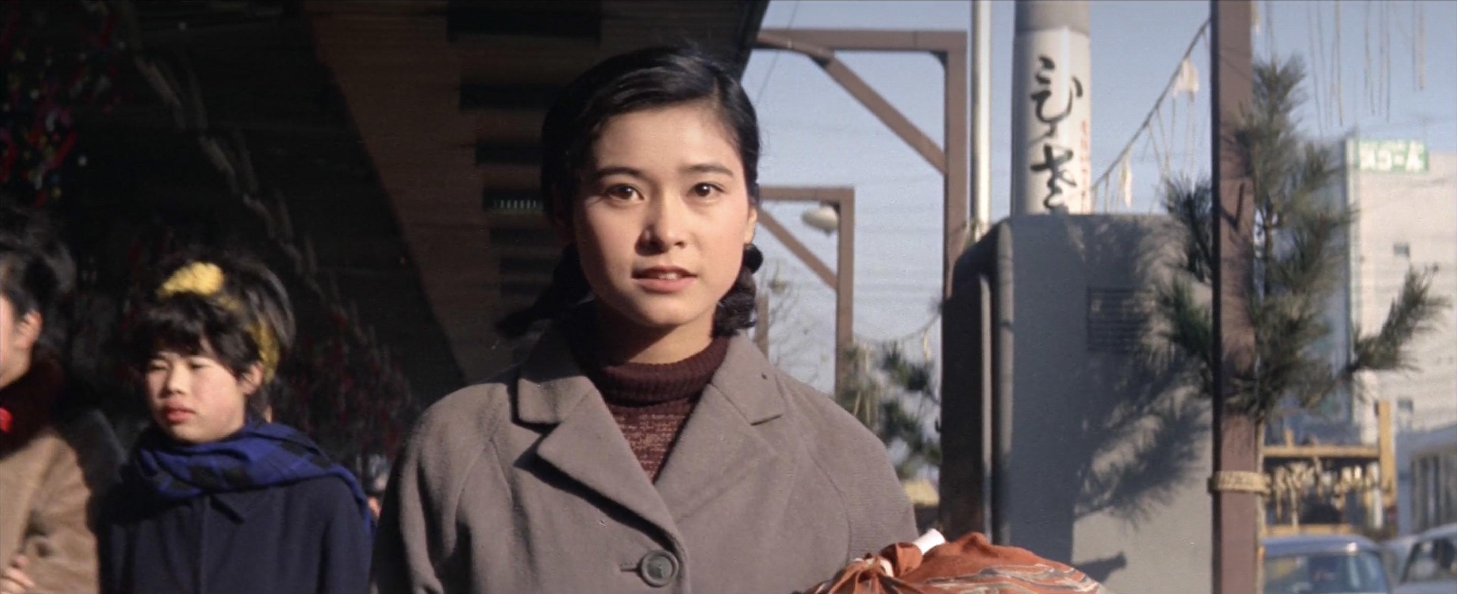 西尾三枝子(Mieko Nishio)「美しい十代」(1964)《前編》_e0042361_21092372.jpg