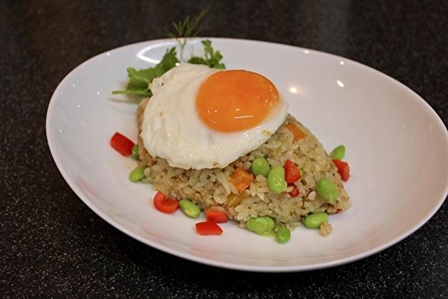 「ベトナム風和え麺」ヨヨナムさん風と、残ったグリーンカレーそぼろの行方_a0223786_16242035.jpg