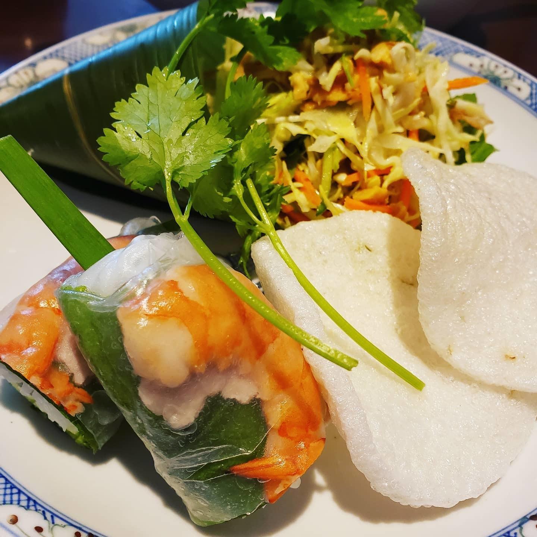 久しぶりのベトナム料理~♪_d0085328_10224671.jpg