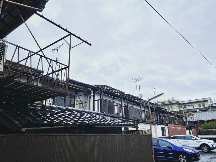 京都市上京区信富町 / iPhone 11_c0334533_15225616.jpg