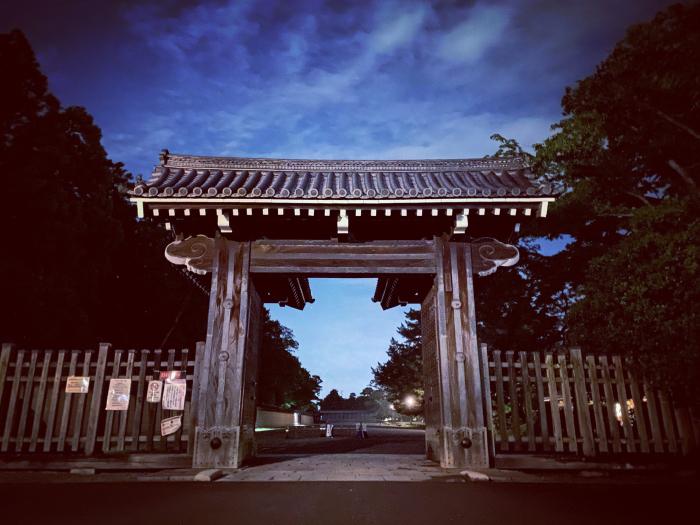 京都御所 / iPhone 11_c0334533_21523086.jpg