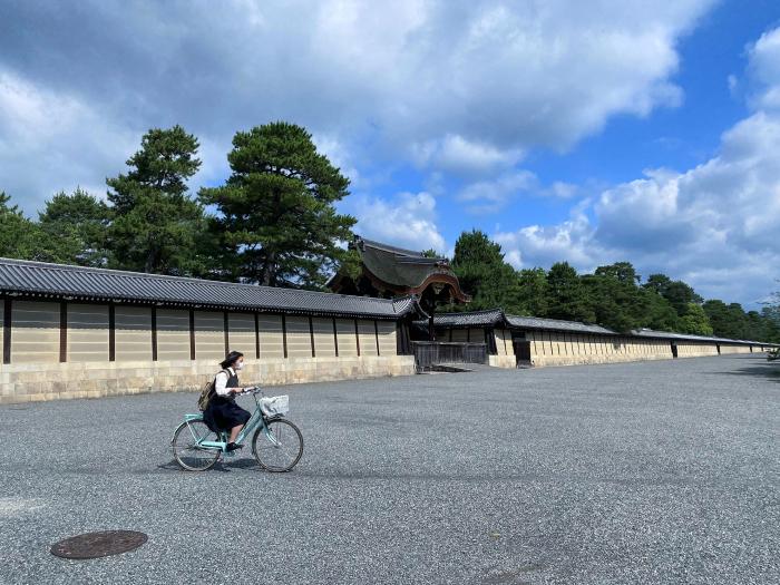 京都御所 / iPhone 11_c0334533_21535761.jpg