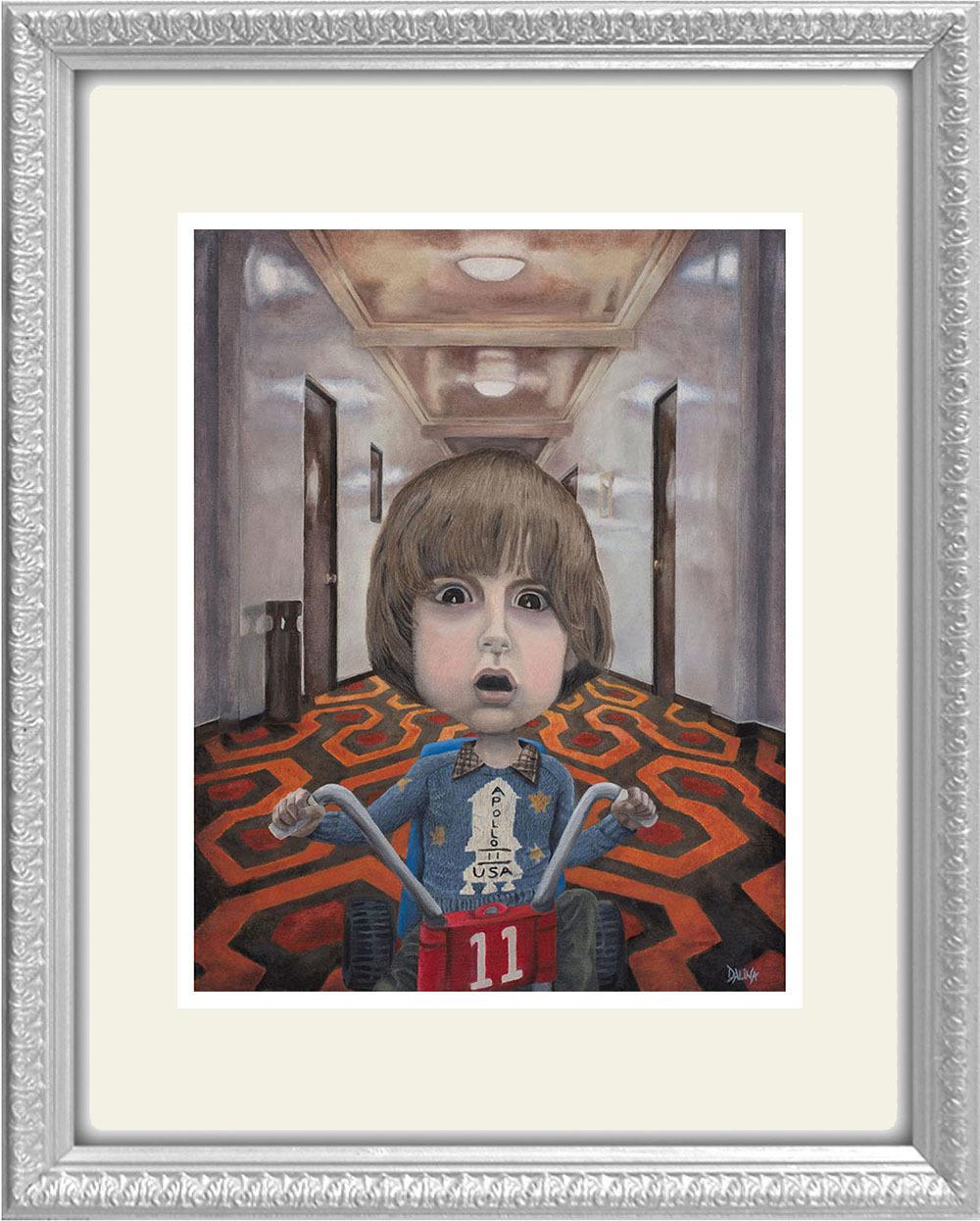 ダリーナの『シャイニング』ジークレー版画3点セット、発売中_a0077842_19130540.jpg