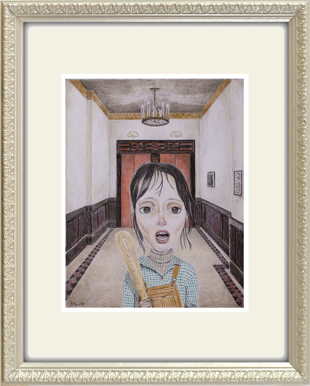 ダリーナの『シャイニング』ジークレー版画3点セット、発売中_a0077842_19130913.jpg