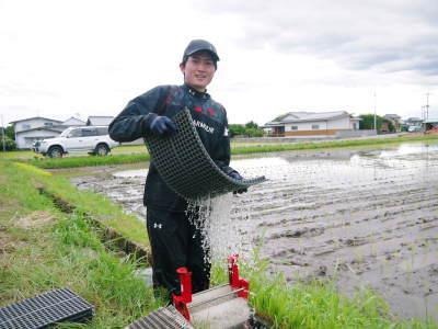 無農薬栽培の『米粉』『雑穀米』『発芽玄米』大好評販売中!令和3年度の田植えの様子を現地取材!(後編)_a0254656_19400352.jpg