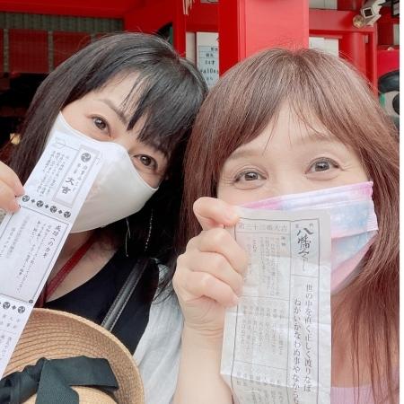 山野さと子さんと京成バラ園と富岡八幡宮_a0087471_13254546.jpeg