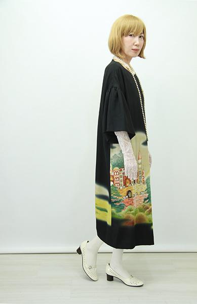 モードでいこう☆日本の着物ドレス_b0098077_18194027.jpg