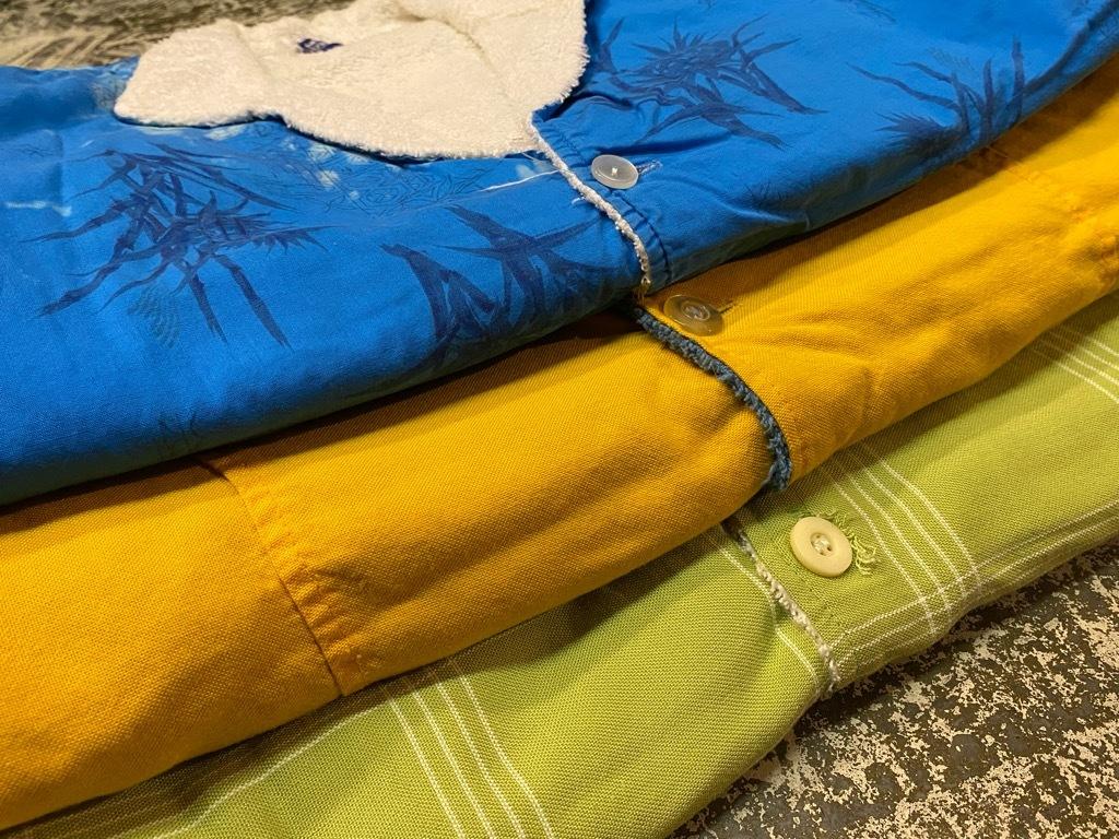 """7月14(水)大阪店ヴィンテージ入荷日!!#2 Pile編!! Pile\""""BeachShirtJac\""""ShaveCoat\""""CabanaShirt\""""Tops\""""!!_c0078587_12413917.jpg"""