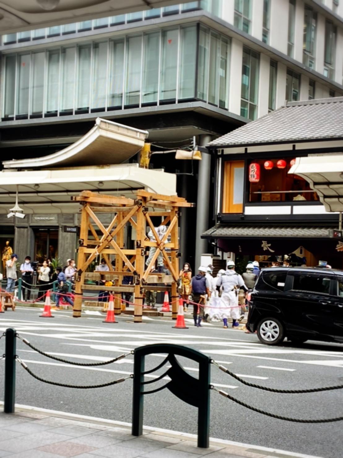 今年も祇園祭は中止ですが、ニコリニコリーは出店しておりますよー❗️_a0129631_10133999.jpg