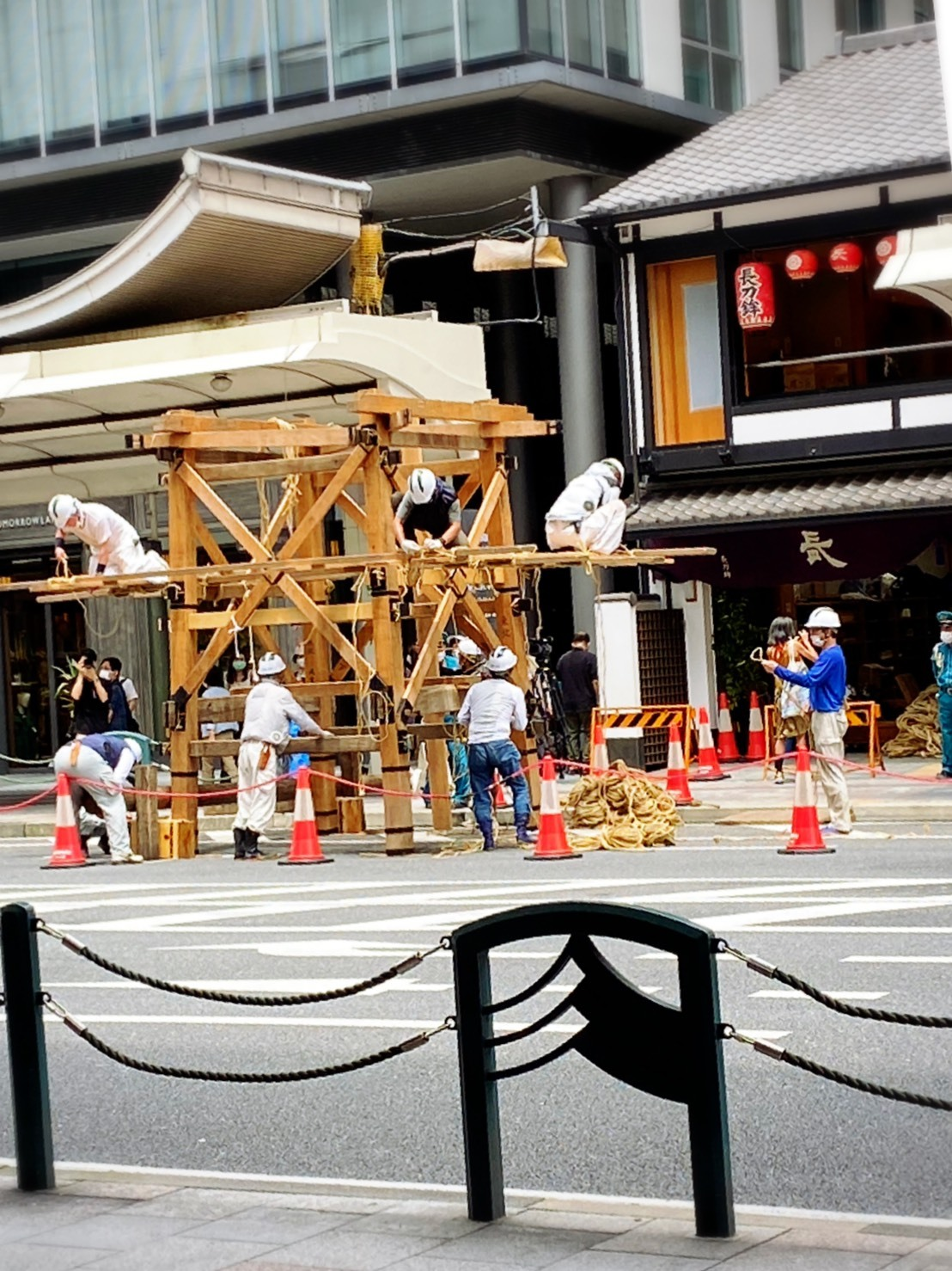 今年も祇園祭は中止ですが、ニコリニコリーは出店しておりますよー❗️_a0129631_10134076.jpg