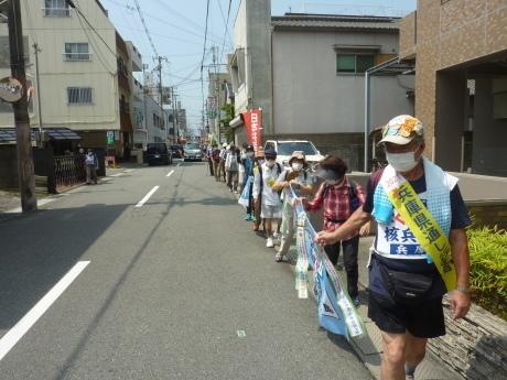 『2021年国民平和大行進』に参加_c0218841_19252550.jpg
