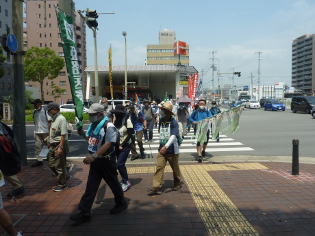 『2021年国民平和大行進』に参加_c0218841_19274330.jpg