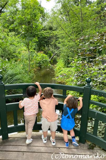 ワクチン必須の方向のフランスの夏休み。プチモンスターと遊園地へ_c0024345_19465819.jpg