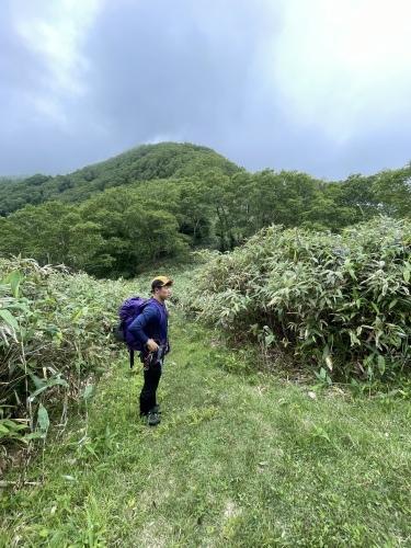 室蘭岳(鷲別岳) 沢登り 滝沢コース~裏沢~川又温泉_d0198793_15193831.jpeg