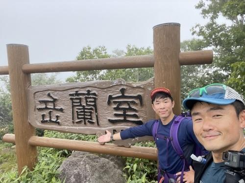室蘭岳(鷲別岳) 沢登り 滝沢コース~裏沢~川又温泉_d0198793_15202865.jpeg