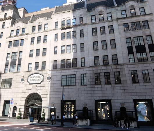 なぜ、NYの高級デパート、ブランド店は外装・内装にアートを取り入れるのか?_b0007805_19553782.jpg