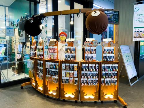 今年も祇園祭は中止ですが、ニコリニコリーは出店しておりますよー❗️_a0129631_09354616.jpg