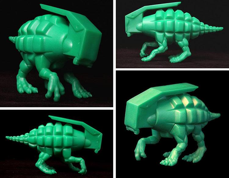 Dinogrenade by Ron English_e0118156_15514337.jpg