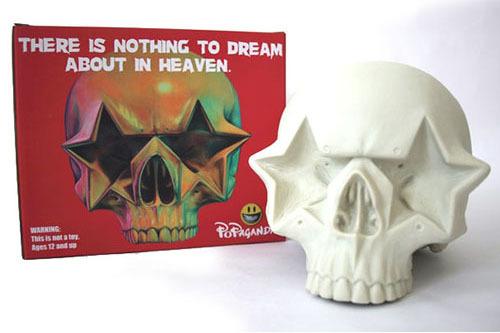 Star Skull by Ron English_e0118156_16175822.jpg