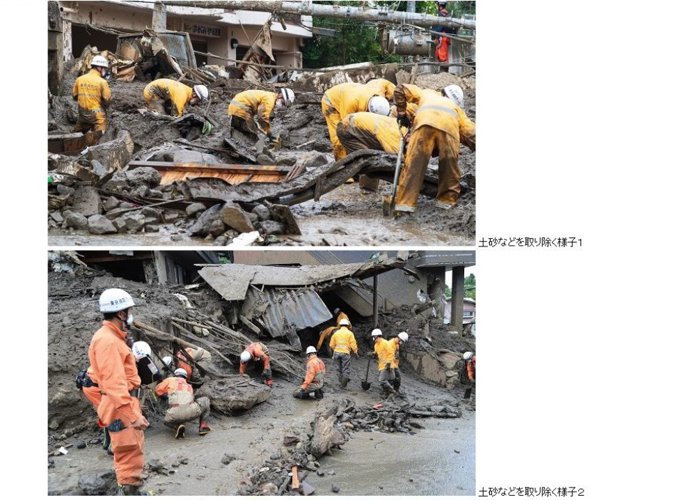 緊急消防援助隊熱海市派遣終了報告_f0059673_15375992.jpg