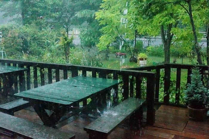 洪水警報、避難指示、大雨、晴れ_e0365880_21341204.jpg
