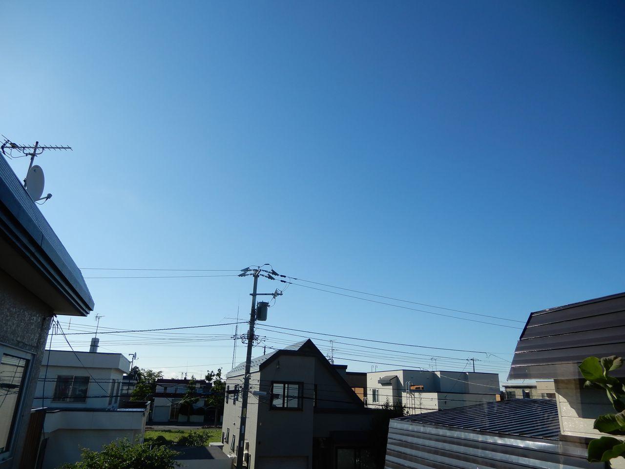 今日は真夏日になるはずだったのにまたしてもギリギリ届かず_c0025115_21535898.jpg