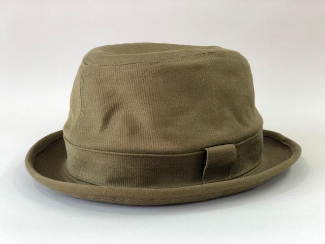 7月15日(木)入荷!Dapper\'s Curled Brim Classic Hat LOT1497!_c0144020_13200671.jpeg