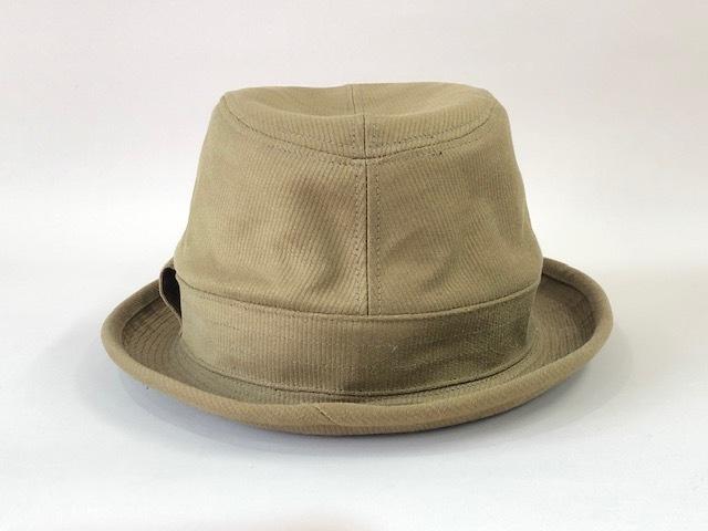 7月15日(木)入荷!Dapper\'s Curled Brim Classic Hat LOT1497!_c0144020_13200858.jpeg