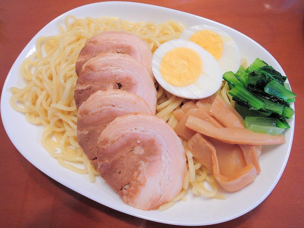 つけ麺@自宅_d0402143_16180632.jpg