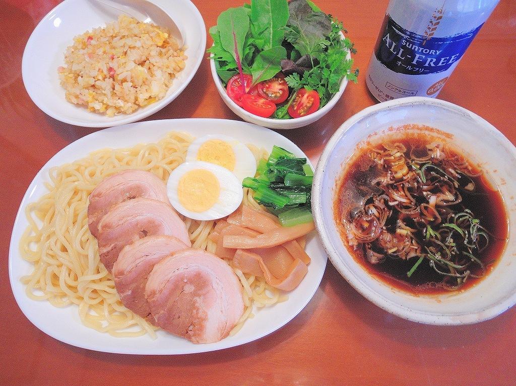 つけ麺@自宅_d0402143_16180667.jpg