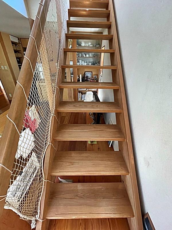 築15年の階段_c0019551_15201219.jpg