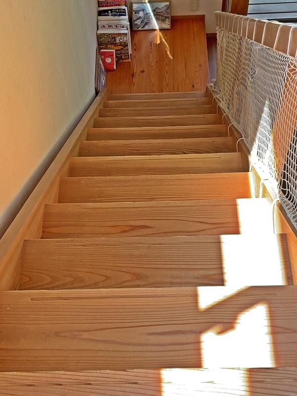 築15年の階段_c0019551_15202429.jpg