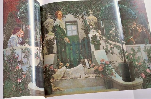 Book:ハインリッヒ・フォーゲラー図録2点_c0084183_09475507.jpg