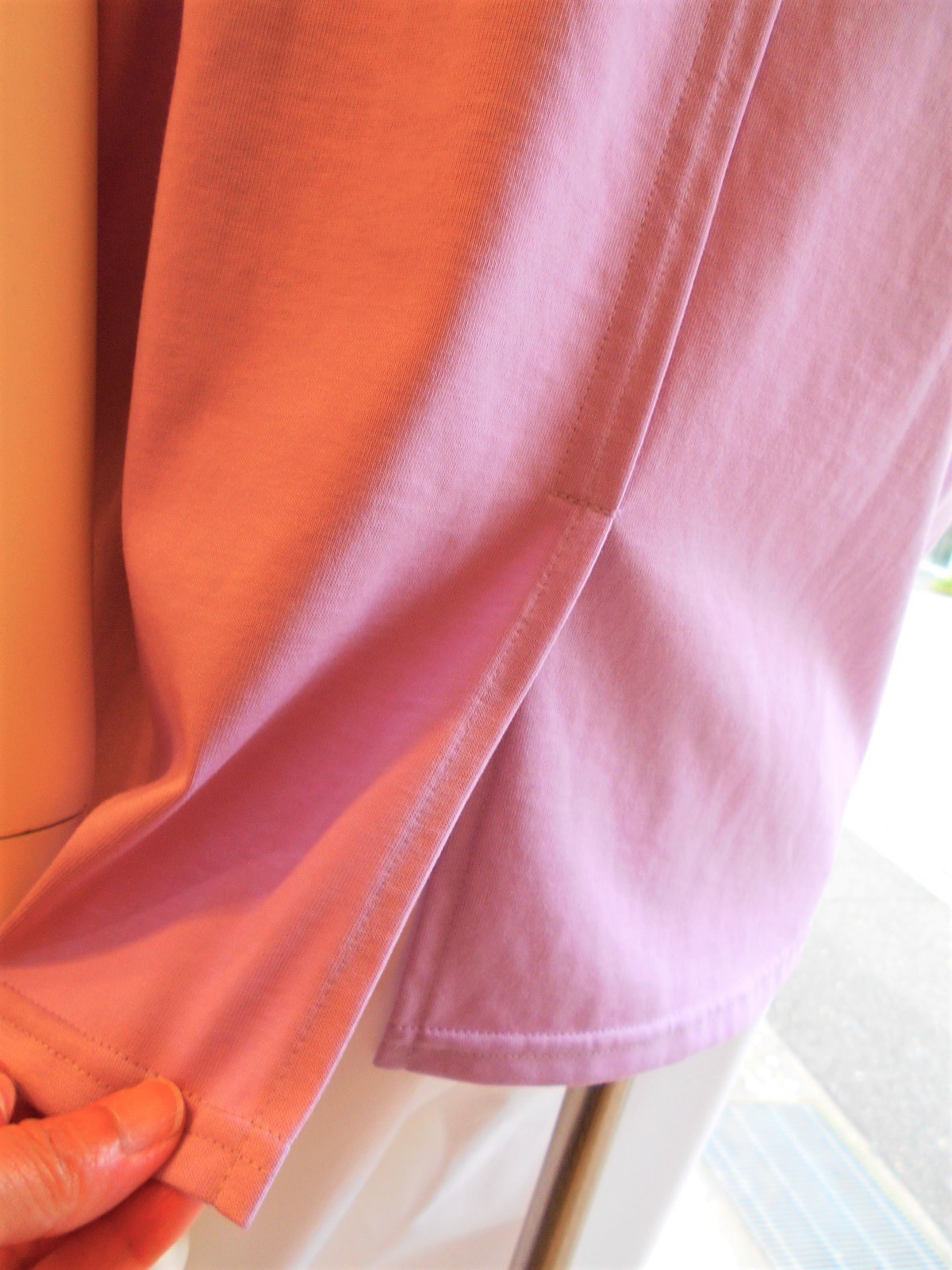 スモーキーピンクのTシャツ・・・☆_c0113499_17143083.jpg