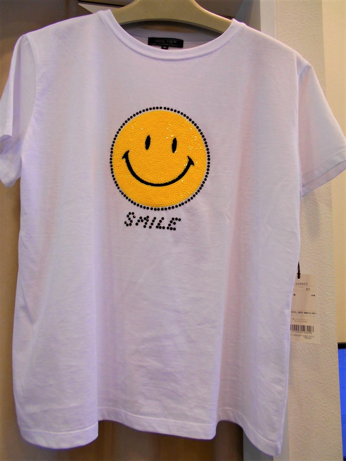 スモーキーピンクのTシャツ・・・☆_c0113499_17181338.jpg