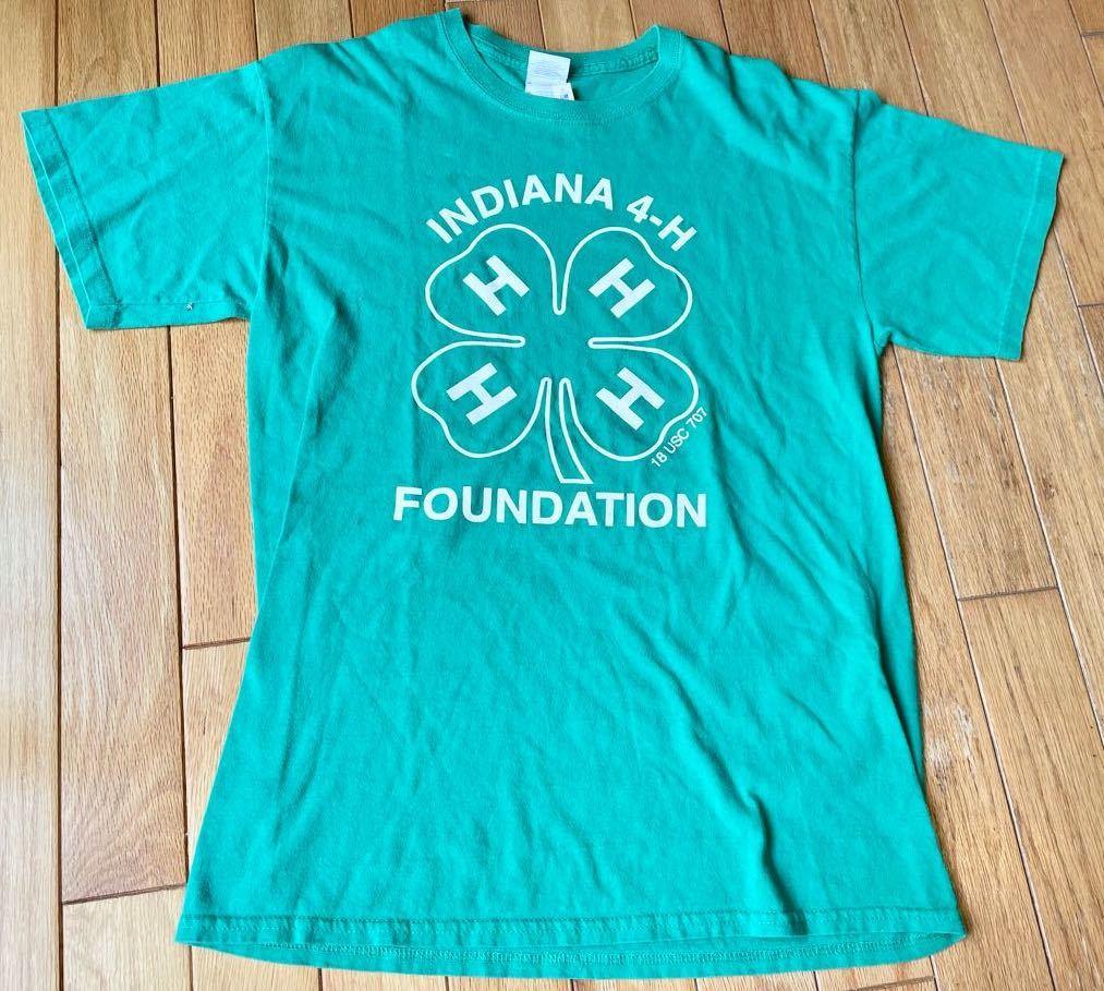 7月17日(土)入荷!00s〜INDIANA 4H FUNDATION Tシャツ!_c0144020_13173729.jpg