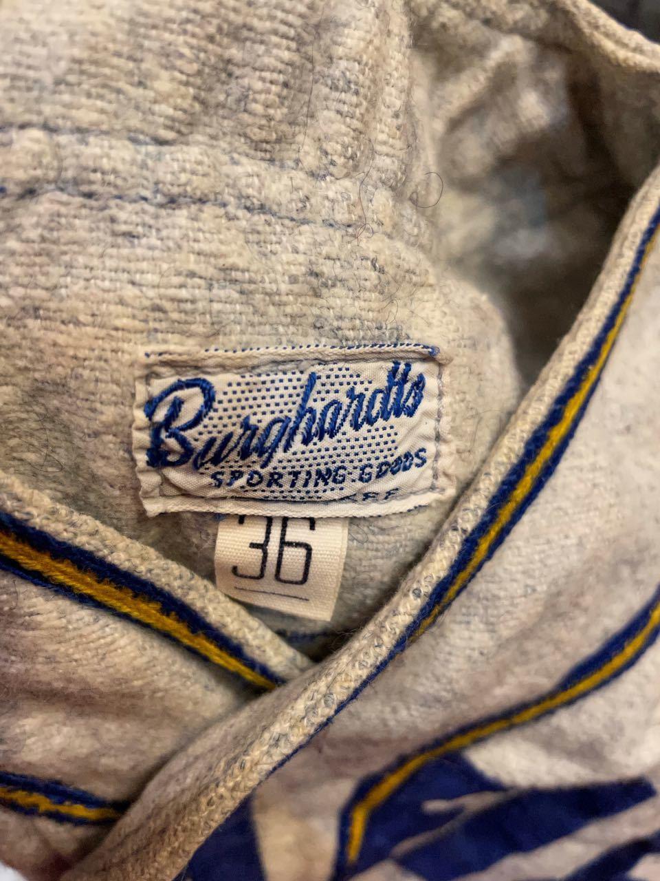 7月17日(土)入荷!50s〜マチ付き BASEBALL shirts! /ベースボールシャツ!_c0144020_13431869.jpg
