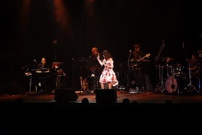 7月4日鮎川麻弥Live 〜刻をこえて〜35th Anniversary+ ♪1部のライブレポートです!_c0118528_18415137.jpg