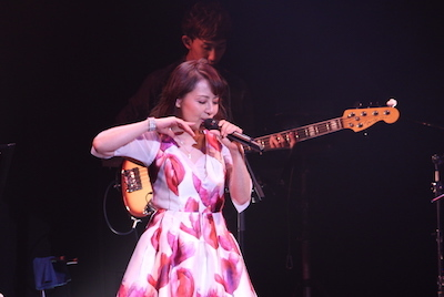 7月4日鮎川麻弥Live 〜刻をこえて〜35th Anniversary+ ♪1部のライブレポートです!_c0118528_18420670.jpg