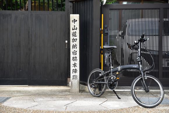 美濃中山道 加納宿から鵜沼宿を行く_e0164563_11011977.jpg