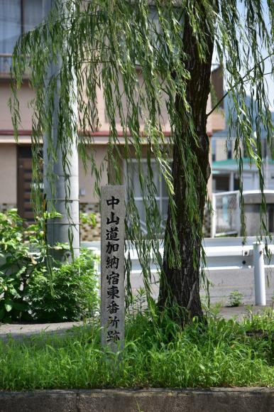 美濃中山道 加納宿から鵜沼宿を行く_e0164563_11014083.jpg