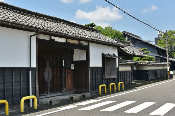 美濃中山道 加納宿から鵜沼宿を行く_e0164563_11025075.jpg