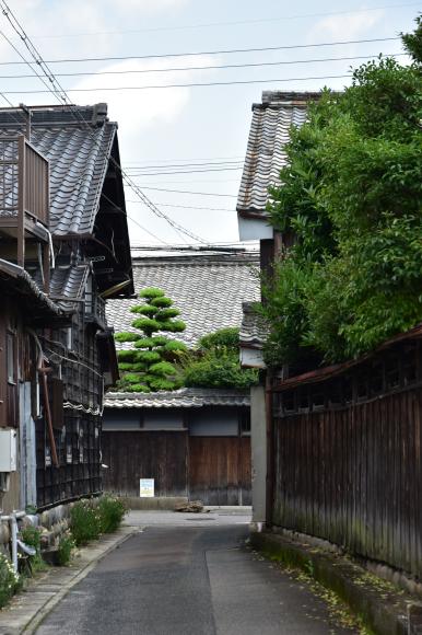 美濃中山道 加納宿から鵜沼宿を行く_e0164563_11035960.jpg
