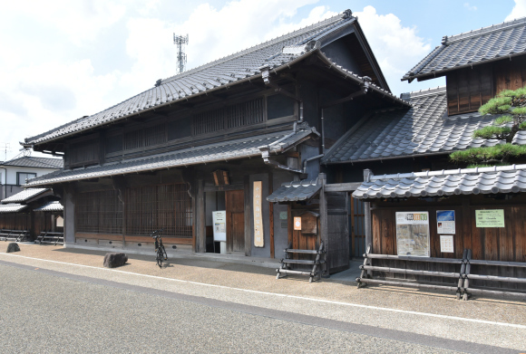 美濃中山道 加納宿から鵜沼宿を行く_e0164563_11051914.jpg