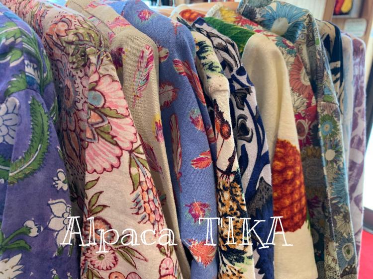 T\'IKAの夏ふくより「大人の麻のスカート」・布のお洋服が一部商品SALEです_d0187468_16014271.jpg