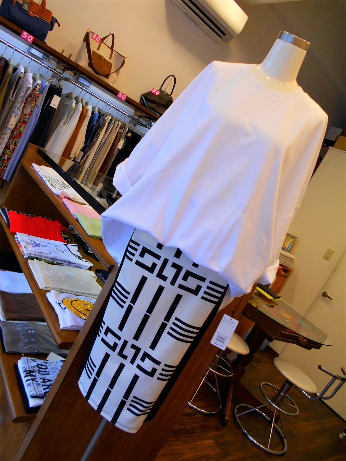 オーバーサイズのTシャツを着てみる・・・・☆_c0113499_16051761.jpg